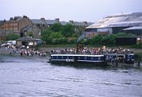 Renfrew chain ferry