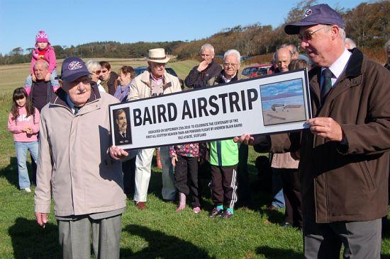 Baird airstrip