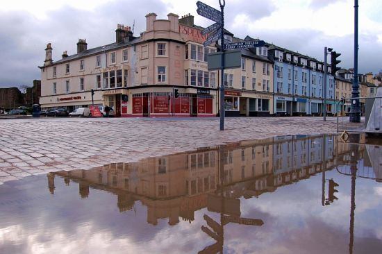 Rothesay front and esplanade