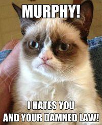 Grumpy Murphy
