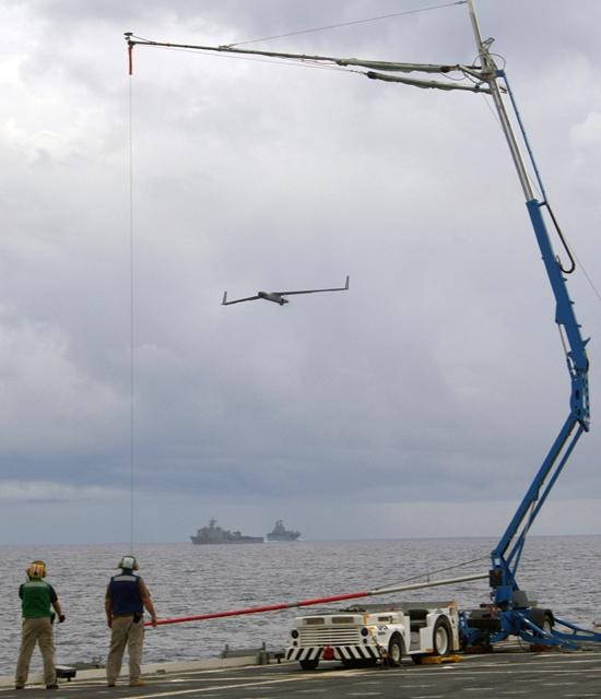 ScanEagle Recovery