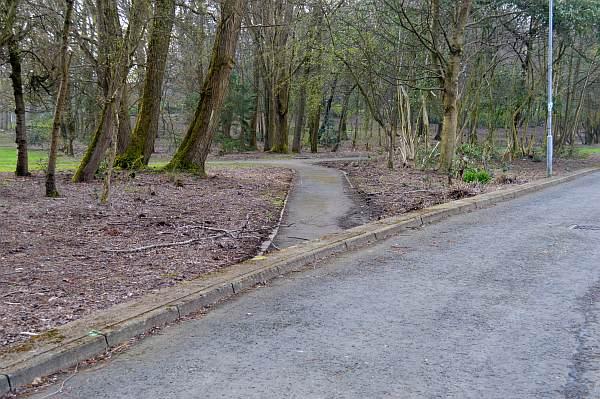 Sandyhills Park Lochay St Cut
