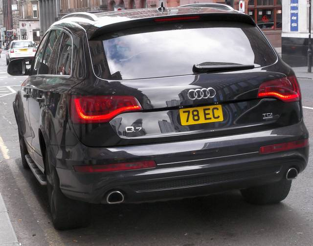 Audi Q7 78 EC