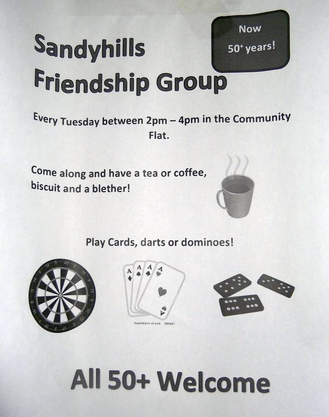 Sandyhills Friendship Group