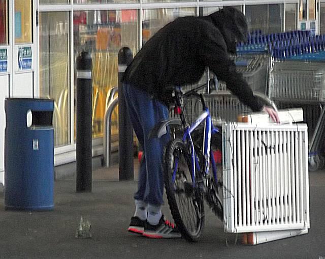 Impossible Bike Load