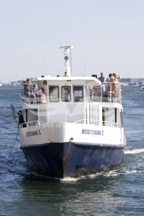 A Ferry Somewhere