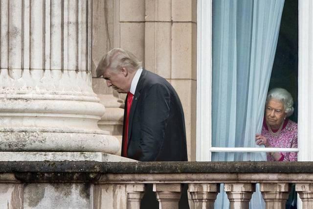 Trump Tea Pee