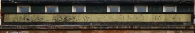 Glasgow Eye Infirmary Mosaic