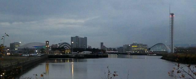Riverside River View