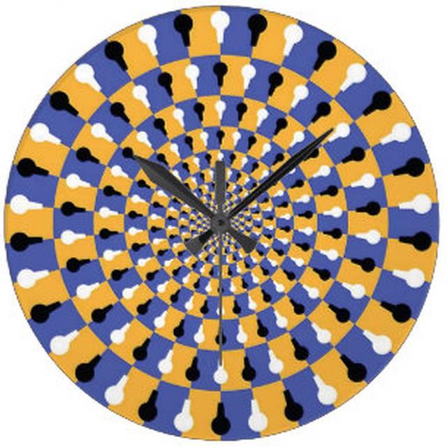 Clock Illusion